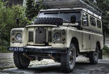 21 Land Rovers I love