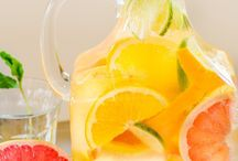 Refreshing Drinks / by Kellie of Le Zoe Musings