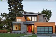 Çatılı modern