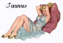 zodiac pinups
