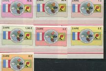 Maps Stamps / Stamps with topic Maps