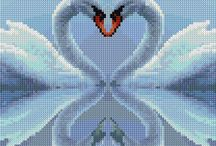 Wedding Cross Stitch Freebies