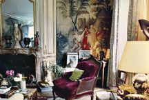Parisian Style Interior Design