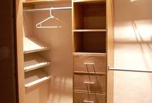 Closet Remodel / by Sherry Ayala