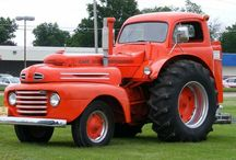 Tractors Pimped