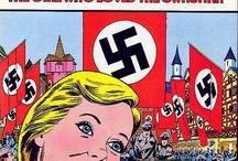COMICS TERCER REICH / Comics y Libros Ilustrados relacionados con el Tercer Reich