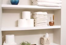 bathroom ideas / by Nicole Thompson