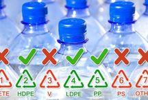 Lo qué hay que saber sobre las botellas de plastico