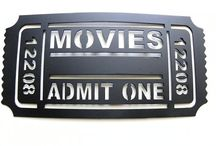 Home Movie Theatre / by Kristyn Claypool