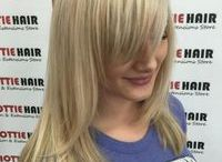 SIDE SWEPT BANGS HAIRSTYLES IDEAS