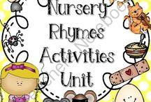 Nursery Rhymes / by Dede Mitchell