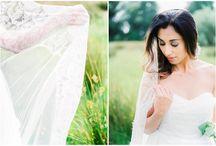 Cocooning inspired wedding shoot
