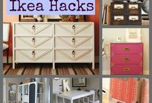 Ikea Hacks  / by Valentina Pinca