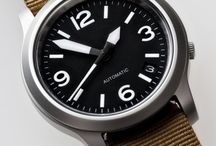 Modded watches