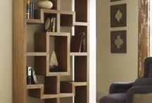 Diggs & Dwellings - Bookcases & Display
