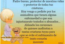 AYUDEMOS A LOS ANIMALITOS / CUIDALOS