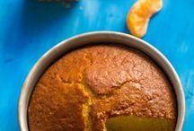 Eggless cake recipes...