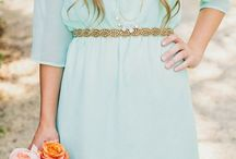 Bridesmaids Style / by Elise Meadows