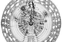 Эзотерика / Таинства магии и алхимии выраженные графически