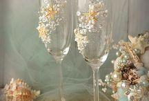 Esküvői pohár
