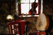Ierse muziek / Muziek uit Ierland, festivals, muzikanten, filmpjes...alles wat met de (traditionele) Ierse muziek te maken heeft!