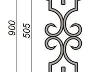 diseños de forja