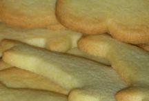 Galletas de mantequilla en TH