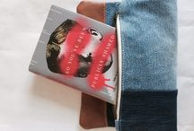 what we're reading / books we keep in our bags. or want to.