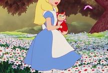 W. Disney - Alice in Wonderland - 1951
