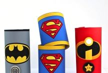 Super Hero Party / We are having a Super Hero themed birthday party and need ideas and inspiration