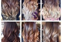 Hair color / by Jessyca L