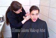 La Bandiera Ritrovata / Trucco per effetti speciali: Emma Galeone Special Effects make-up: Emma Galeone
