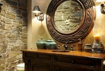 Powder rooms / Cool powder rooms