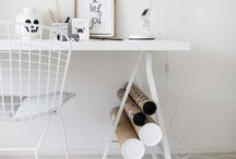 ♥ Workspace ♥ / by Roos