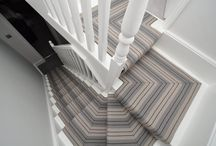 Off The Loom Stair Runner | Knitsley 1 (with turned edge)