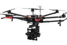 Drones Dji, quadcopters, multi rotors and UAV's