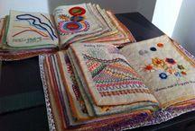 Книги из ткани