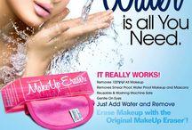 MAKEUP ERASER / preciouscurves.makeuperaser.com