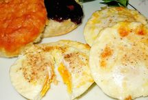 Egg Fast Recipes