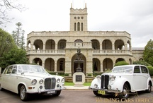 Wedding Cars Direct / Wedding Cars Direct supply Sydney brides with beautiful classic wedding cars. To view them all go to http://www.candybarsydney.com.au / by Candy Bar Sydney