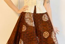 batik & kebaya fashion