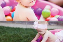 Makayla's First Birthday / by Vicky Ross