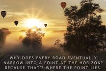 point that lies Mid week Travel Pulse. #lifequotes #wanderlust #planner #explorer #explore #travel #travelgram #horizon #point