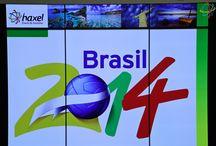 Brazylia 2014 z Haxelem! / 27 czerwca Haxel Events & Incentive wraz z UFA Sports – oficjalnym i wyłącznym partnerem FIFA i MATCH Hospitality na terytorium Polski - zaprosili licznych gości na Stadion Narodowy w Warszawie. Spotkanie było jedynie wstępem do niesamowitych emocji przyszłorocznego Mundialu.  Zapraszamy do kontaktu z nami wszystkich fanów futbolu. Wyjeźdzcie z Haxelem do Brazylii na Mistrzostwa Świata w Piłce Nożnej 2014!