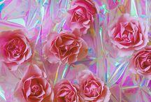 rózsás papir