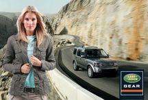 Land Rover Ladies Wear