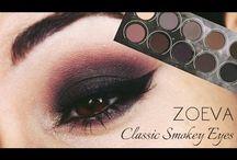Zoeva Smoky Palette