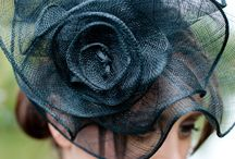 Fascinator:Sinamay