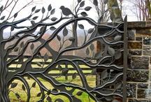 Gates / by Doris Soper