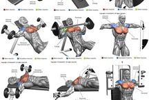 Body building stuffs